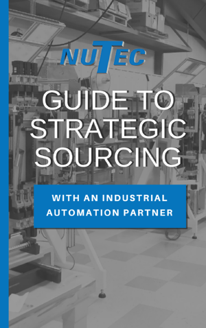 STRATEGIC SOURCING WITH AN INDUSTRIAL AUTOMATION PARTNER